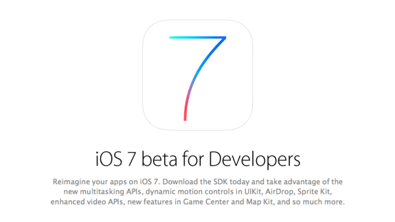 It's not a matter of if, it's a matter of how many bugs with iOS 7 beta.