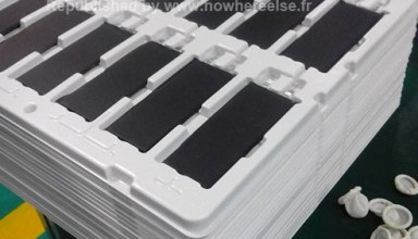 Do these trays contain iPhone 5S batteries?
