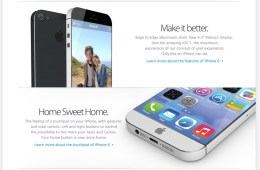 This iPhone 6 concept pairs iOS 7 with iPhone 6 rumors.