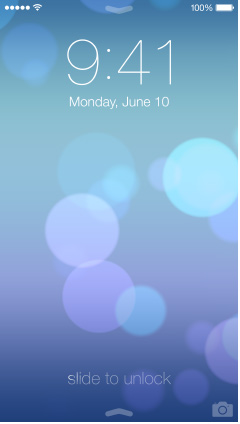 Apple announced iOS 7 today at WWDC.