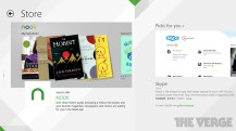 The updated Windows Store coming in Windows 8.1 via The Verge