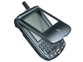 Handspring Treo 180, later acquired by Palm.