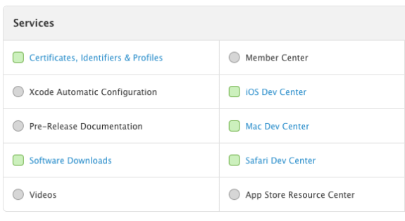 The Apple Developer Center is back online, paving the way for an iOS  7 beta 4 release soon.