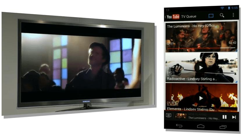 how to play video through chromecast