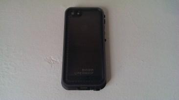 Lifeproof Nuud for iPhone 5 2