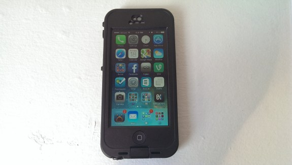 Lifeproof Nuud for iPhone 5 4