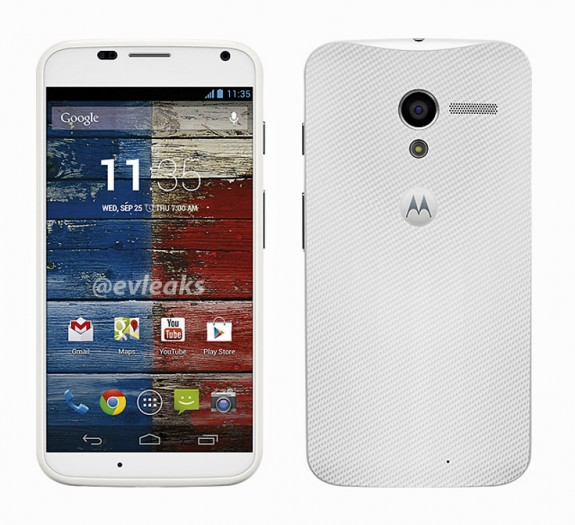The Moto X will make its debut on August 1st.