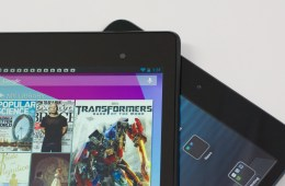 New Nexus 7 vs. iPad mini -  007