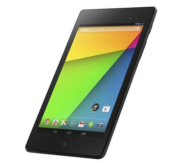 The new Nexus 7 is heading to Verizon's 4G LTE network.
