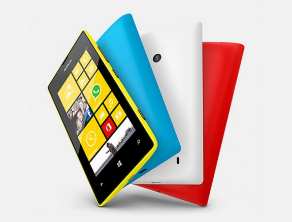 The Nokia Lumia 520 is coming to AT&T.