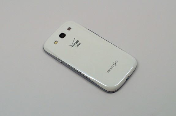 The Galaxy S3 remains on Android 4.1.