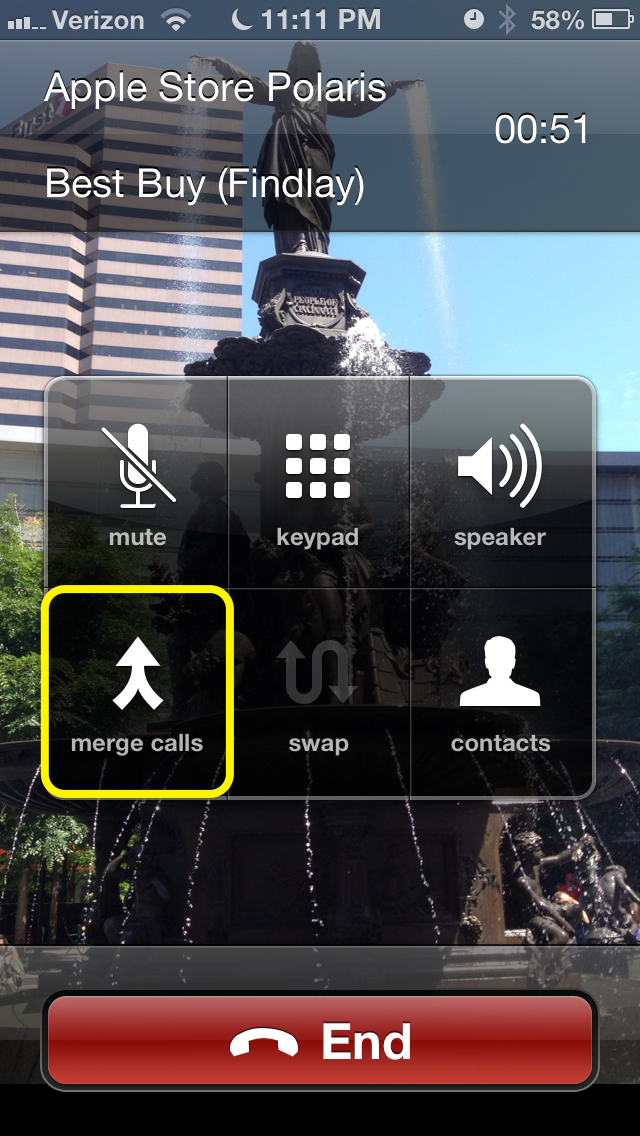 iphone three way call how to make a 3 way call on the iphone 5424