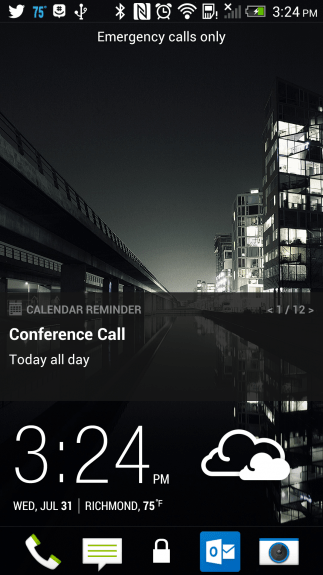 how to customize the HTC one (1)