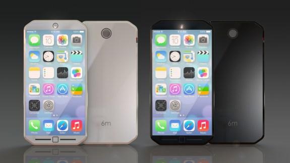 iPhone 6 concept - 6m 9