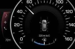 Lane Keep Assist in the Lincoln MKZ