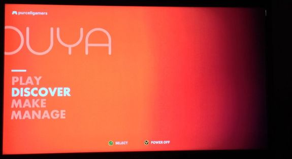 ouya android game system home