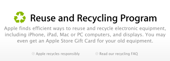 Apple's iPhone trade-in program launches in stores today.