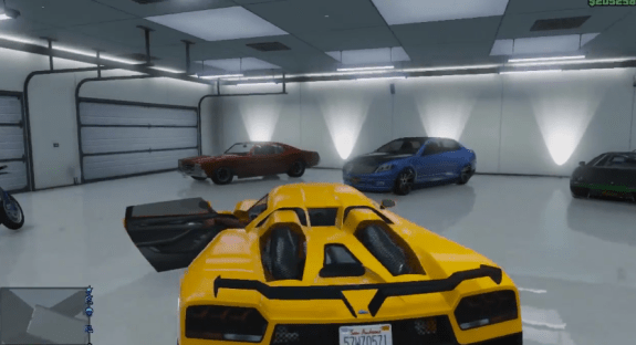 Keep a garage full of great cars in Grand Theft Auto Online.