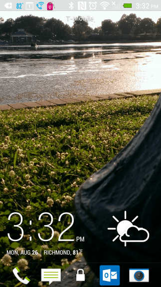 How To Customize the HTC One Lockscreen (1)