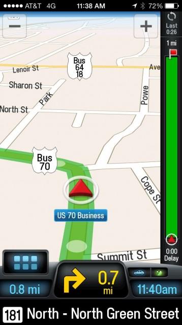 CoPilot Live GPS