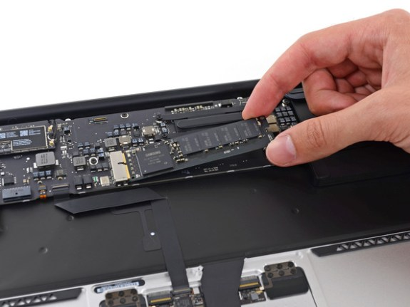 We could see faster PCIe SSD storage on the new MacBook Pro with Retina Display.