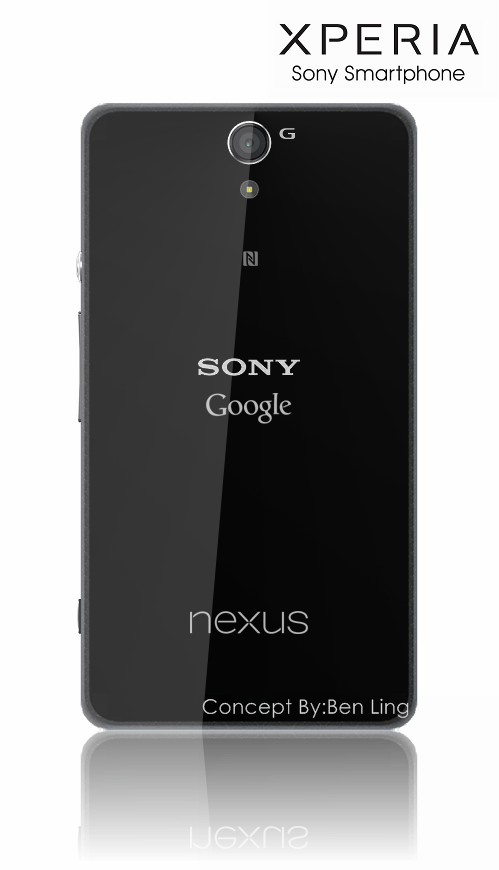 This Nexus 5 concept features a huge camera upgrade.