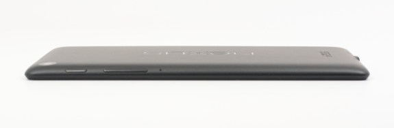 The new Nexus 7 is thinner.