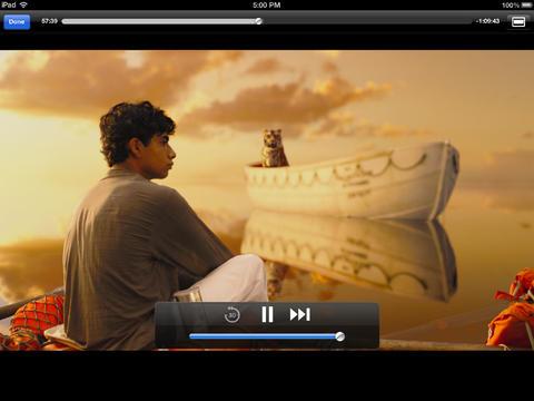 Nook Video on the Apple iPad