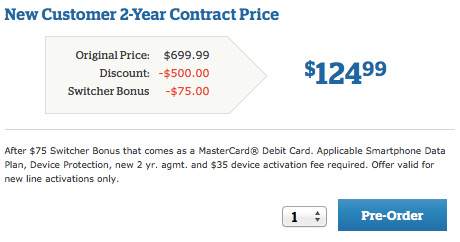 This is a great deal for those looking to buy the new Moto X.