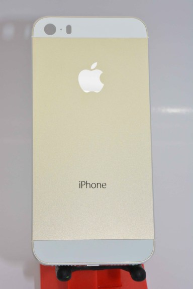 While still rumored, the gold iPhone 5S is all but confirmed.