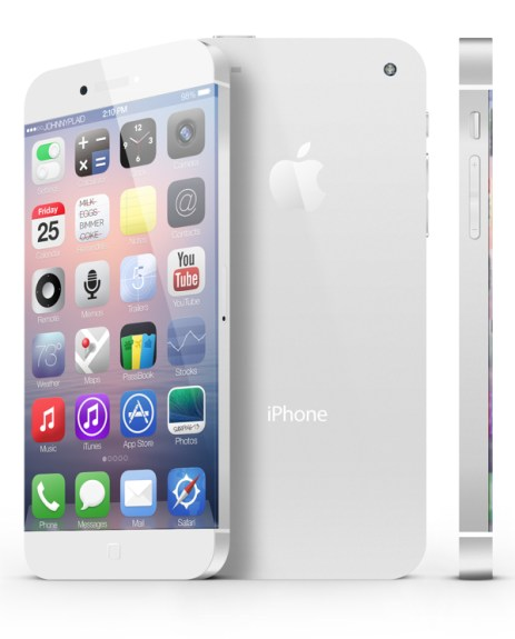 A stunning iPhone 6 concept.
