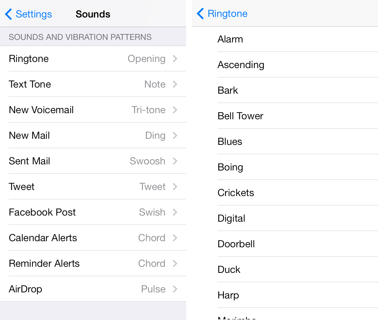 ringtone bell iphone