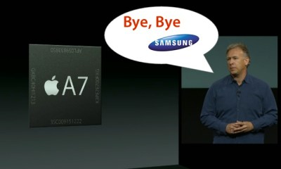The iPhone 6 could tap the Apple A8 processor for show-stopping features, and Samsung may play a limited role.