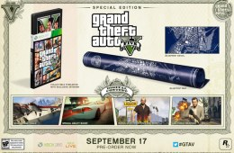 The GTA 5 Special Edition Xbox 360 and PS3 versions are worth the added price.