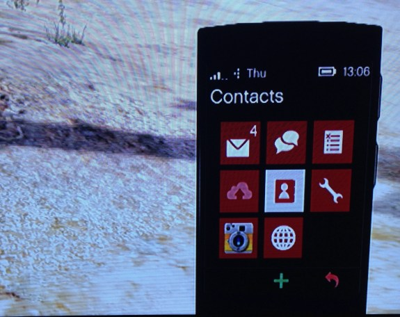 Here is the GTA Windows Phone.