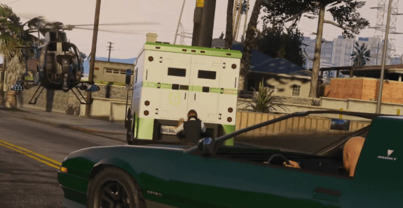 Team up for missions in GTA Online.