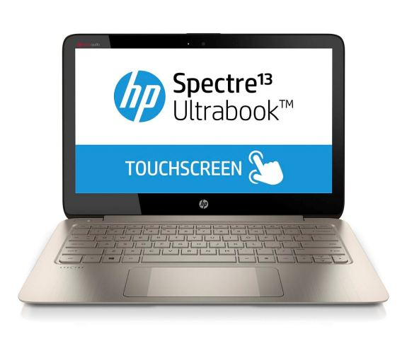 HP Spectre 13 Ultrabook_front