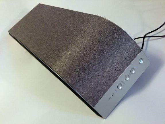 wren speaker buttons