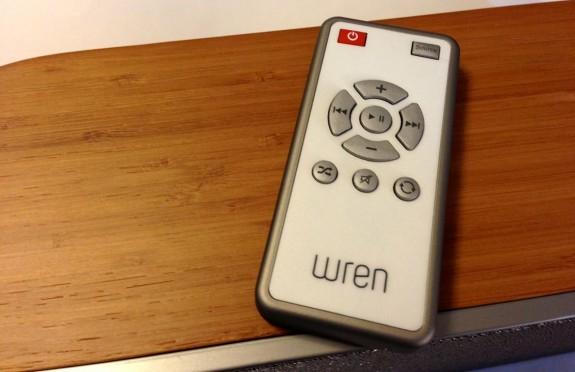 wren speaker remote