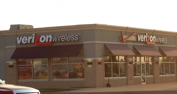Verizon stores will likely be joined by AT&T, Sprint and T-Mobile retail locations.