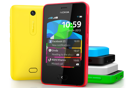 Nokia's Asha feature phones could be the bridge that Microsoft needs to carry users over to Windows Phone.