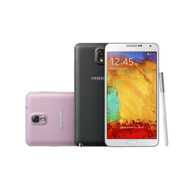 Samsung Galaxy Note 3 Colors