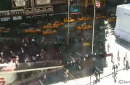 Samsung Galaxy Note 3 Event Times Square