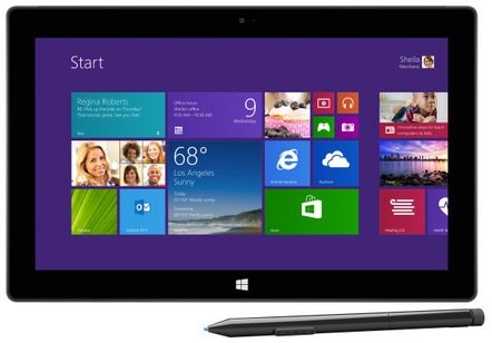 The Surface Pro 2