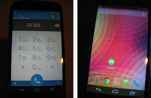 Android 4 4 KitKat Leaked Images Reveal iOS 7-Inspired