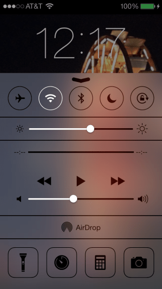 Control Center is a favorite.