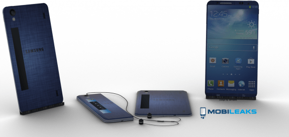 The real Galaxy S5 is said to be coming in March of next year.