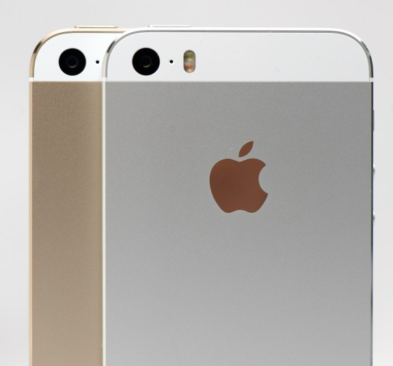 gold iPhone 5s fastest
