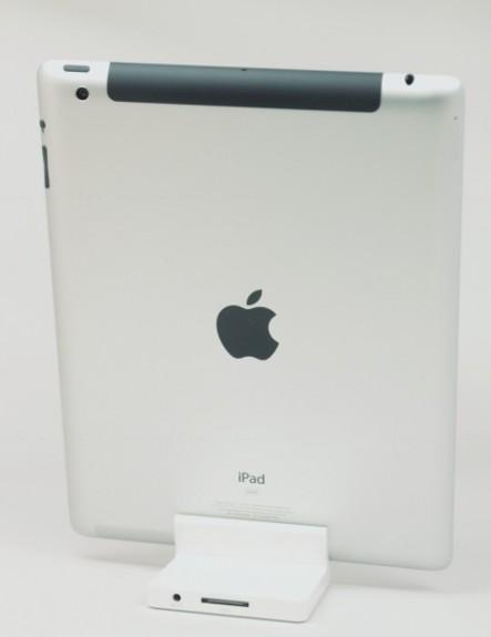 The iPad 3 is now running iOS 7.