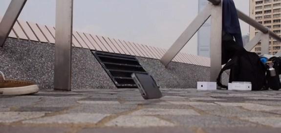 iphone 5s drop test